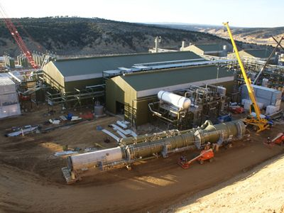 Piceance Basin Processing Plant